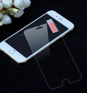 Защитное стекло на iPhone 6/7📱
