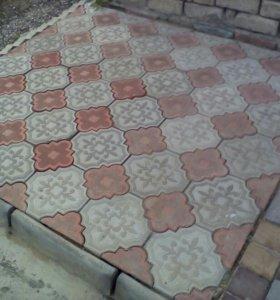 Тротуарныи камень
