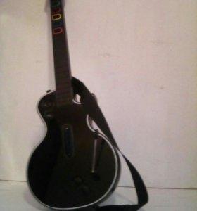 Гитара для Guitar Hero для (PS3)