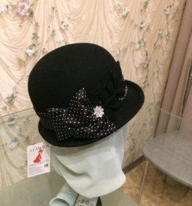 Шляпа новая р.57