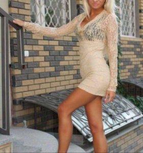 Новое ажурное платье 👗