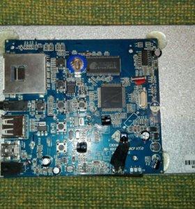 """Дисплей 8"""", плата jd-HI1016 ED-BCF v7.0"""