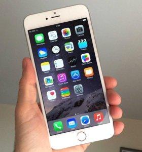 iPhone 6 Plus 64Gb white PCT