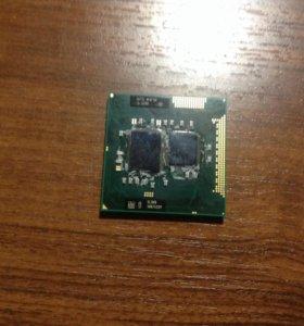 Процессор Intel i5-520m