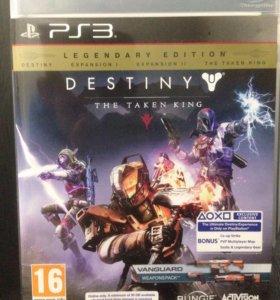 Игра на SonyPlayStation 3 :DESTINY the taken king