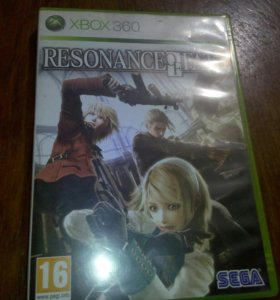 Игра на Xbox 360 - Resonance of Fate
