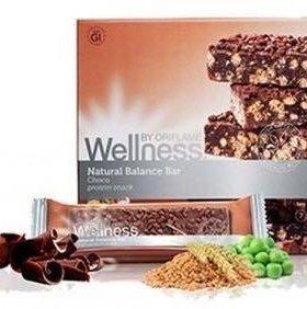 Батончики Wellness