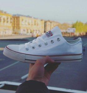 Новые кеды Converse + Носки HUF