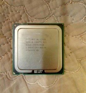 Intel core 2 duo E7400 Costa Rico