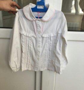Блузка хлопок 100%