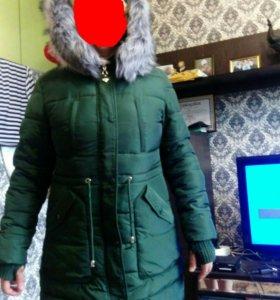 Зимнее пальто (парка)