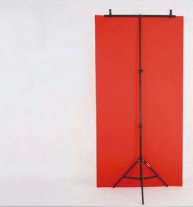 Система установки фона PVC 80х200