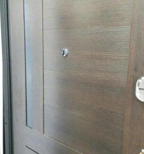 Красивые входные двери Бульдорс Россия!!!