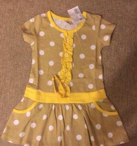 Платье 99-104рр