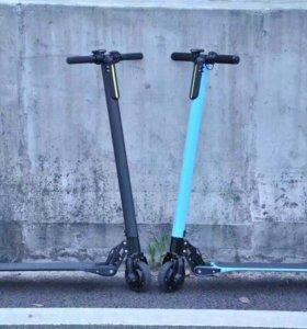 Электросамокат smart scooter от #Dreamwheels