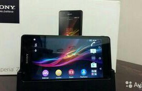Sony Xperia ZR Обмен