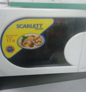 Микроволновка SCARLETT