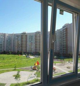 Аллюминиевые окна