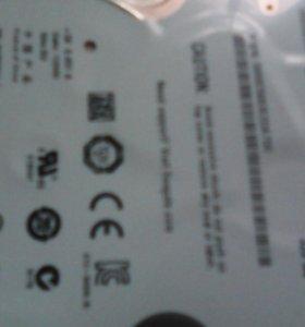 Жёсткий диск на ноутбук 320GB
