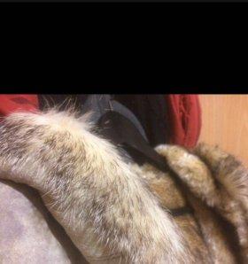 Зимнее пальто Rarity