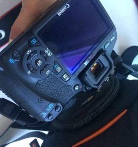 Зеркальный фотоаппарат Canon d550