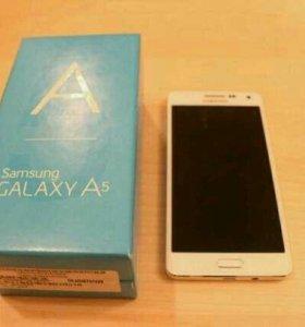 Продам или обменяю Samsung Galaxy a 5 2015г