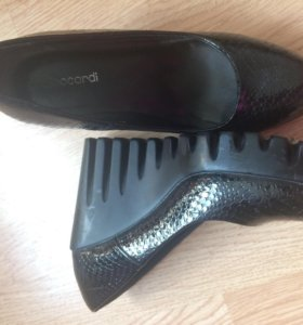 Туфли платформа