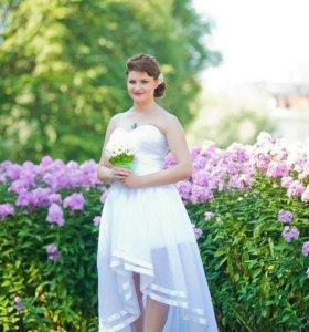 Свадебное платье/ платье на выпускной
