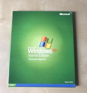 Установочной диск Windows Xp