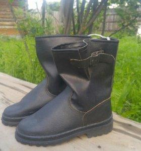 Ботинки(полусапоги)