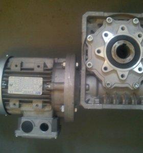 Мотор-редуктор MU-75 made in italy