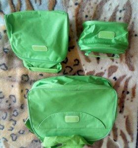 Набор из трёх сумок