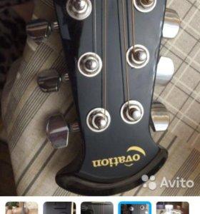 Електро акустическая гитара
