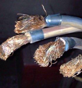Силоаой кабель кг-хл 3х50+ 1х16