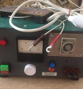 Установка для электрохимической обработки