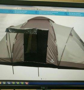 Палатка twin sky 4