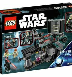 LEGO Star Wars 75169 Дуэль на Набу