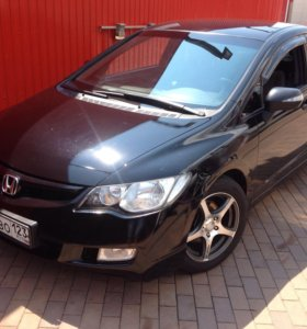 Honda Civic 4d 2007г