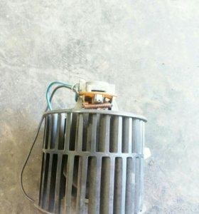 Ремонт моторов отопителя