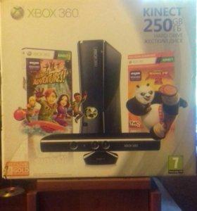 Xbox 360 250gb kinekt