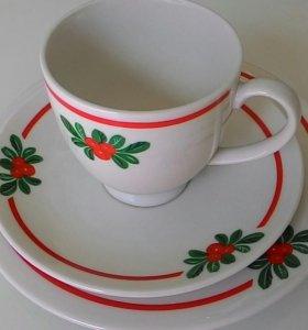 Сервиз чайный на 11 персон