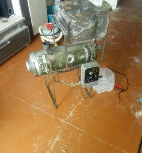 Отопительно вентилиационная установка 65