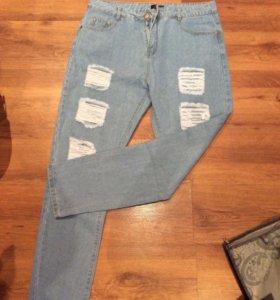 Крутые джинсы 50-52р