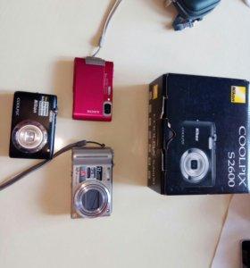 Фотоаппараты по цене одного
