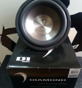 Сабвуфер Diamond Audio D112