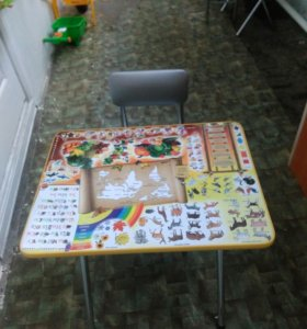 Стол+стул(парта)