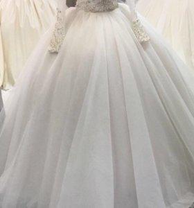 Свадебное платье прокат продажа