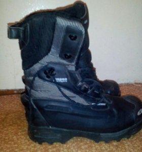 Ботинки саломон