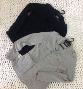 Трикотажные пиджаки