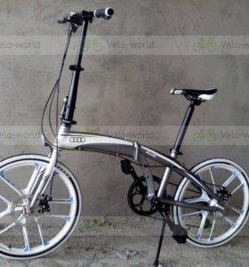 Велосипед Audi Smart